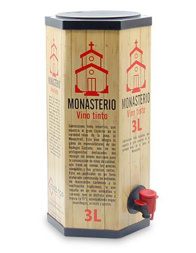 Bag in box para vino